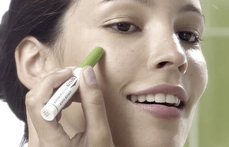 Acne tips: Eucerin camouflagestift
