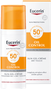 Sun Gel Creme Oil Control Dry Touch SPF 50