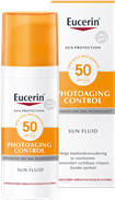 Factor 50: Eucerin Sun Fluid Anti-Age SPF 50