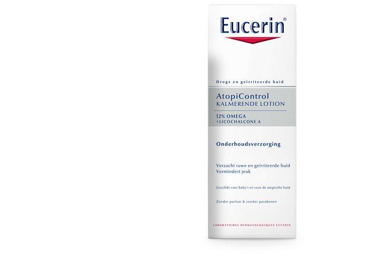 eucerin atopicontrol lotion test
