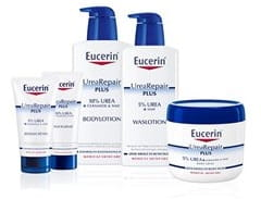 UreaRepair PLUS productlijn Eucerin