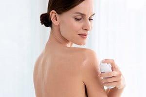Eucerin spray biedt verzachting bij een huid met neiging tot atopie