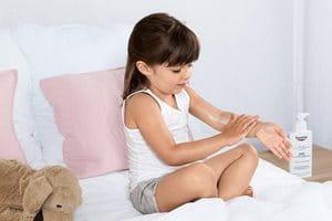 Verzorging van huid met neiging tot atopie