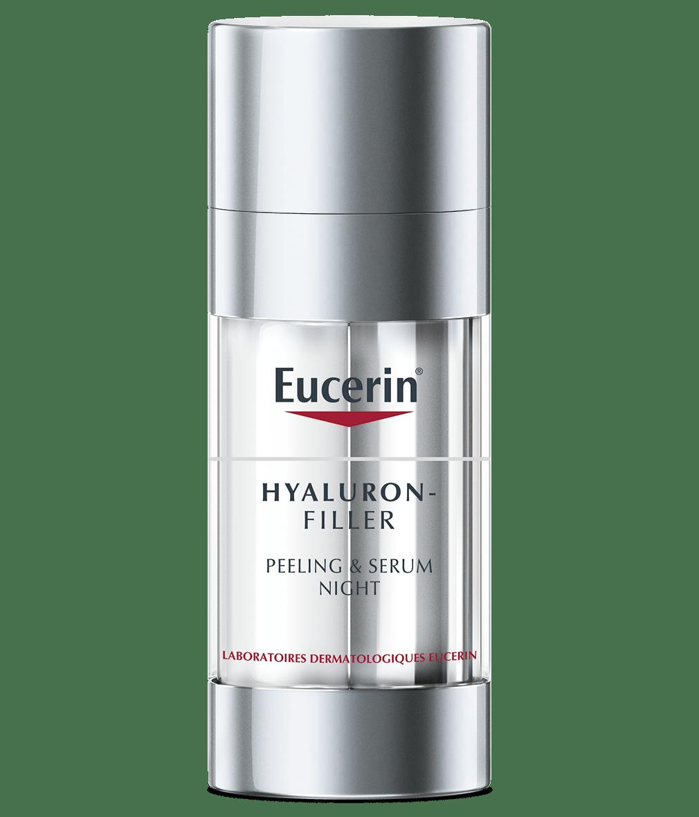 Hyaluron-Filler Peeling & Serum Nacht - anti-age peeling..